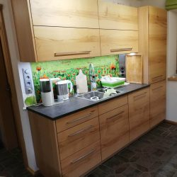 Küche Massivholz 2
