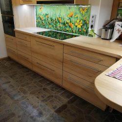 Küche Massivholz 3